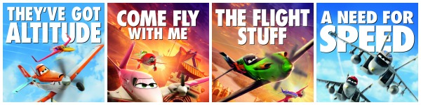 Disney's PLANES – New Character Posters Now Available!!!