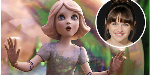 Joey King (China Girl) Interview & Clips/OZ THE GREAT AND POWERFUL