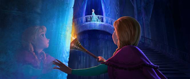 frozen castle image