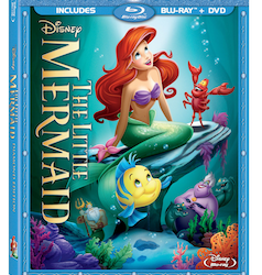 Little Mermaid Film Clips!