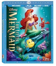 the little mermaid box image