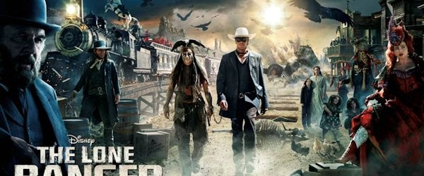 THE LONE RANGER – 2 New Behind-the-Scenes Videos Now Available!!! #TheLoneRanger