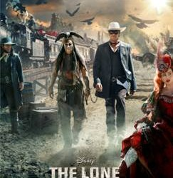 "THE LONE RANGER – Behind-the-Scenes Video ""Spirit Platform"" Now Available!!! #loneranger"