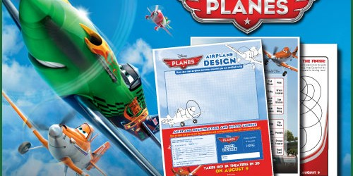 PLANES – Race to the Finish! In Theaters August 9th!