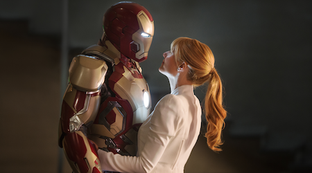 MARVEL'S IRON MAN 3- BONUS FEATURES BLAST ON TO THE SCENE!
