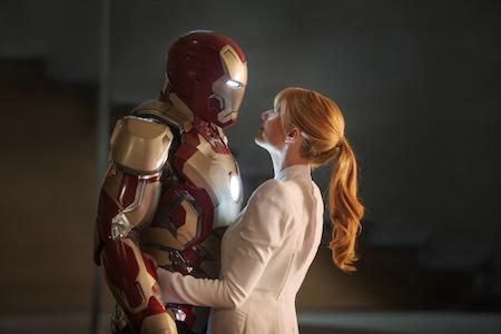 iron man couple image