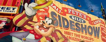 Pete's Silly Sideshow Meet & Greet at Magic Kingdom