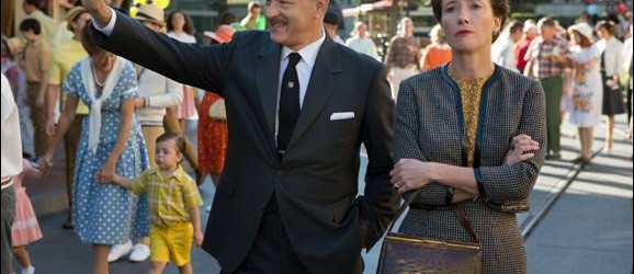 Saving Mr. Banks Trailer now on YouTube!