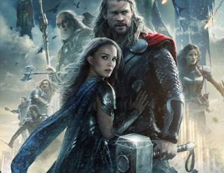 MARVEL'S THOR: THE DARK WORLD – New Poster Now Available!!!