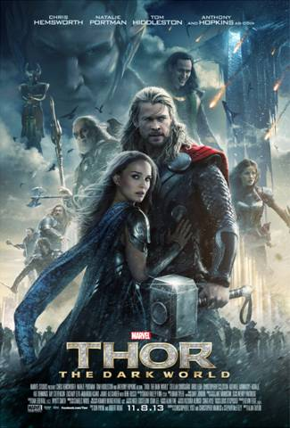 THOR Poster image
