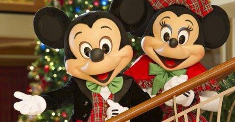 CELEBRATE THE SEASONS AT SEA WITH DISNEY CRUISE LINE!