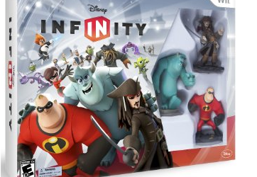 Disney Infinity Starter Pack Wii and More!