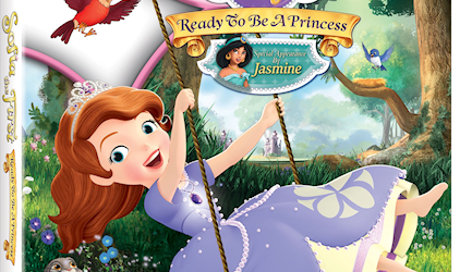 Sofia The First: Ready To Be A Princess Review and Clips!