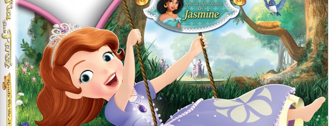 Sofia the First: Activities Fit for a Princess!