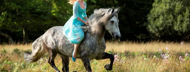 CINDERELLA Begins Principal Photography in London! First Look Image!!! Disney's Live-Action!