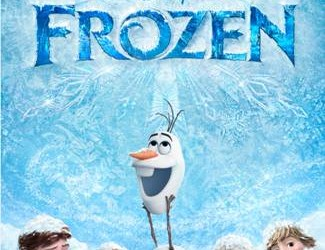 New Poster Now Available for Disney's FROZEN