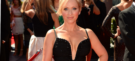 Disney Channel's Good Luck Charlie Mom Hits Emmy Red Carpet: Leigh-Allyn Baker