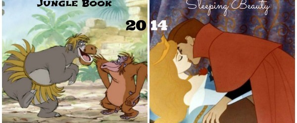 THE JUNGLE BOOK and SLEEPING BEAUTY; Two Classics Awaken in 2014