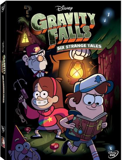 Disney's Gravity Falls DVD image