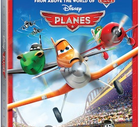 PLANES on Blu-ray Combo Pack 11/19