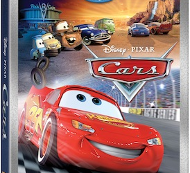 Clips: CARS 3D Ultimate Collector's Edition Came Out on 10/29!