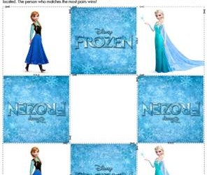 Disney's FROZEN – Activity Sheets Now Available!!!