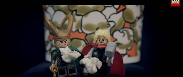 Marvel's THOR: THE DARK WORLD – LEGO® Thor and Loki Adventure Video!!!