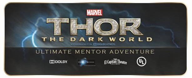 Marvel's THOR: THE DARK WORLD Ultimate Mentor Adventure!!!