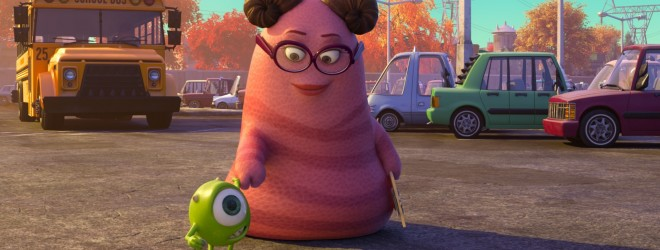 Little Mike/ Monsters University- New Images available and Clip!