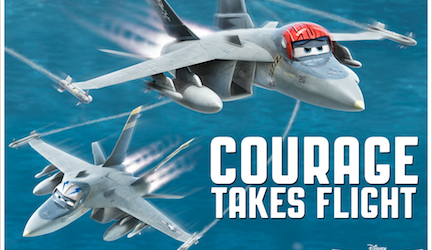 Disney's Planes Releases Today Nov 19th ~Family Flying