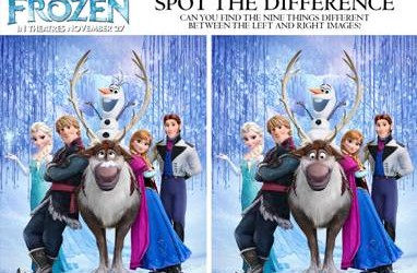 Disney's FROZEN – New Activity Sheets Now Available!!!