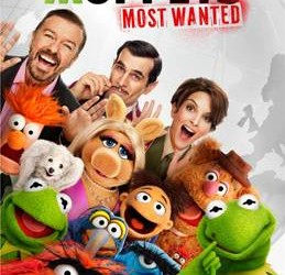 New Trailer Now Available: MUPPETS MOST WANTED!!