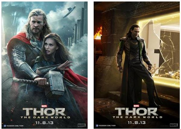 thor posters image