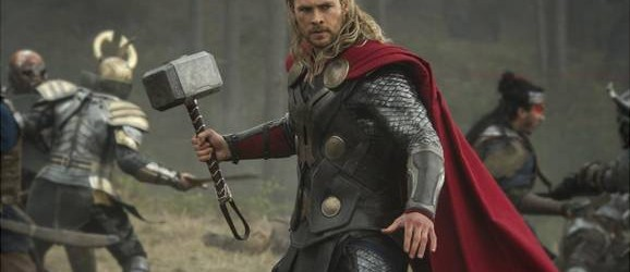 THOR: THE DARK WORLD – In Theatres Today!!