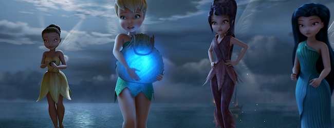 Disney's Pirate Fairy: Trailer and Film Stills