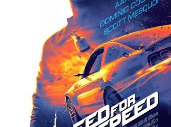 NEED FOR SPEED Movie Poster Now Available!!! from DreamWorks
