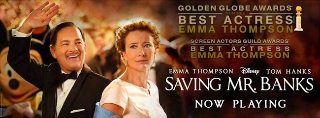 In Theatres Everywhere ! SAVING MR. BANKS