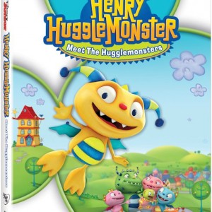 HenryHugglemonster DVD art image