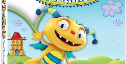 Henry Hugglemonster: Meet the Hugglemonsters on DVD 1/14/14