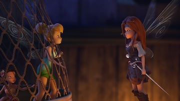 Disney's Pirate Fairy Gets Designer Treatment: New Images Available!