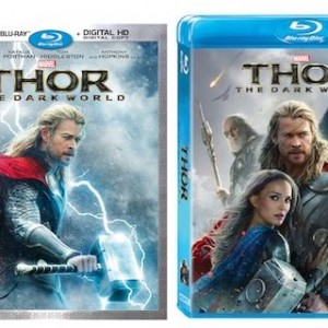 thor blu ray covers image
