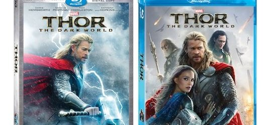 The Dark World on Digital HD Feb 4 and Blu-ray Feb 25: Marvel's Thor