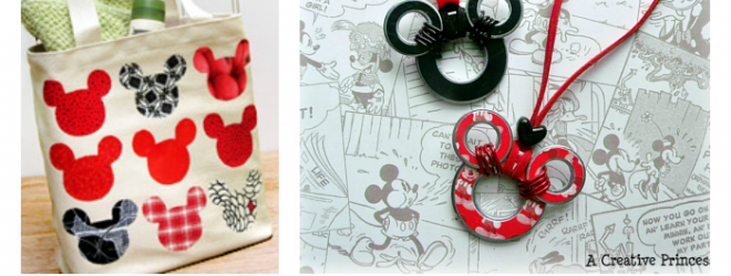5 Fun Disney Crafts